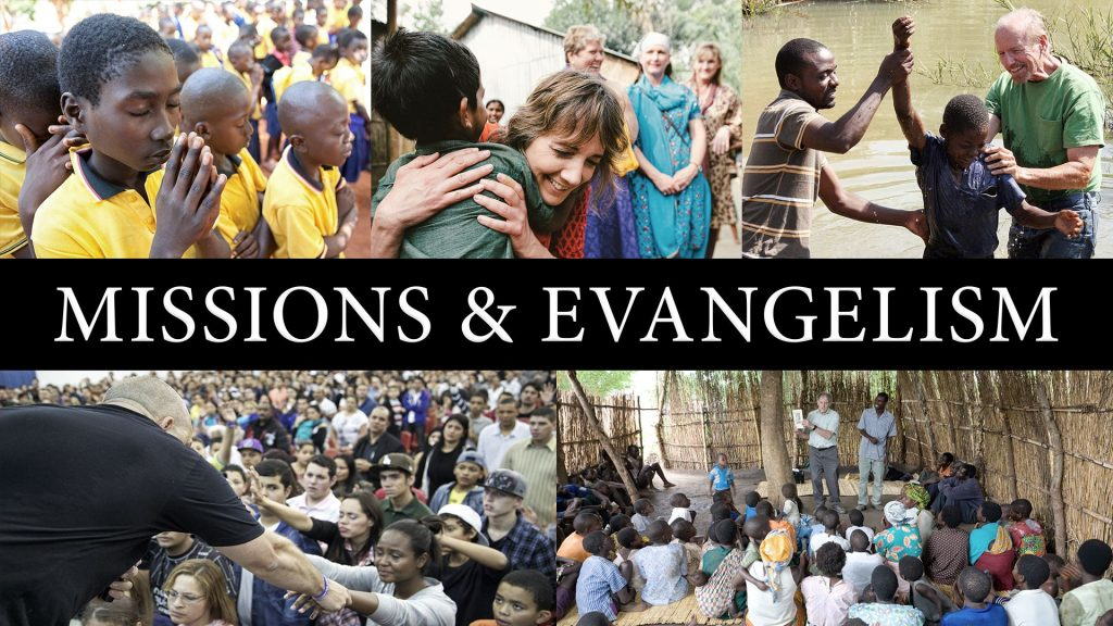 Missions and Evangelism 101
