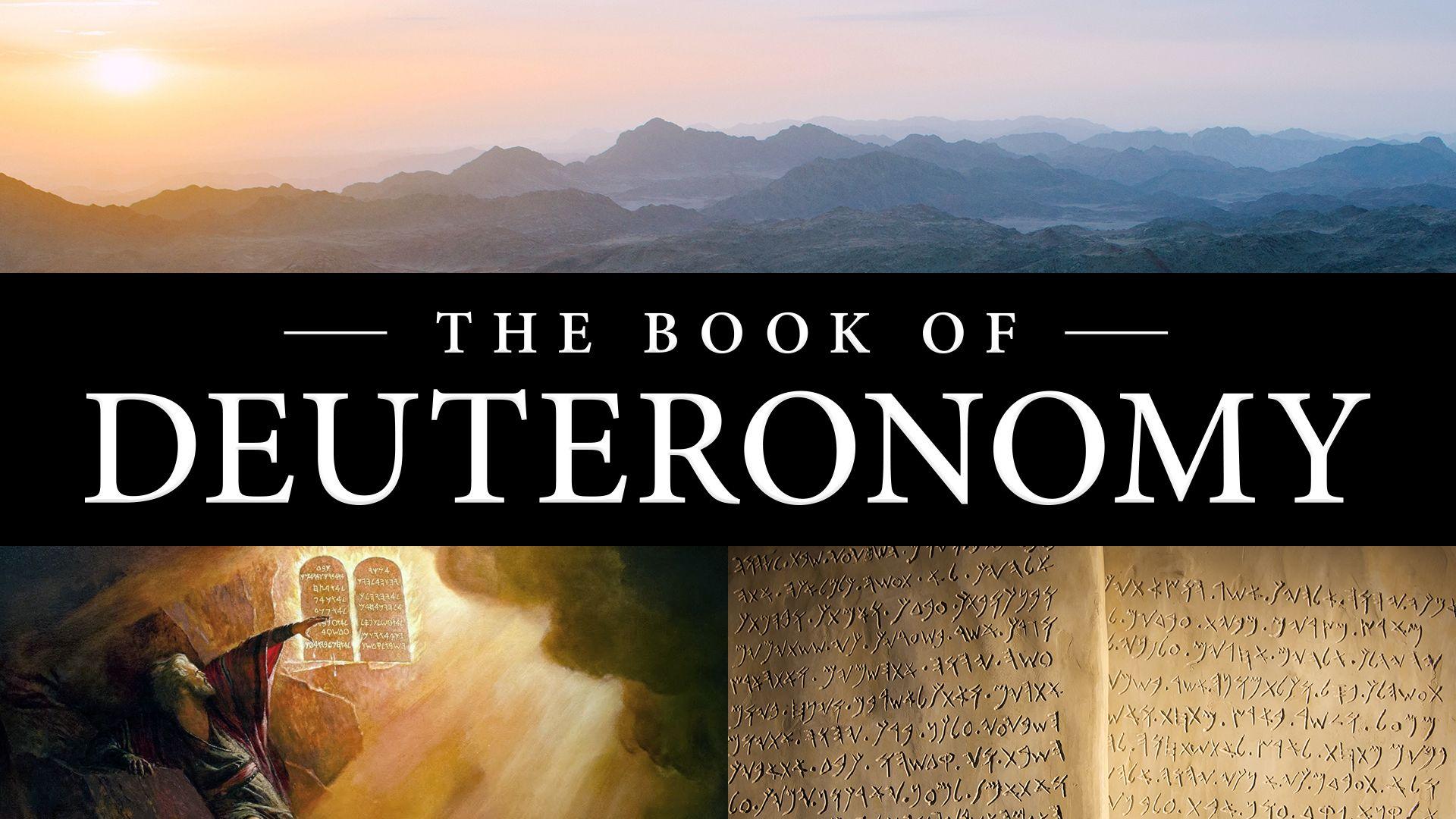 The Book of Deuteronomy | ISOW