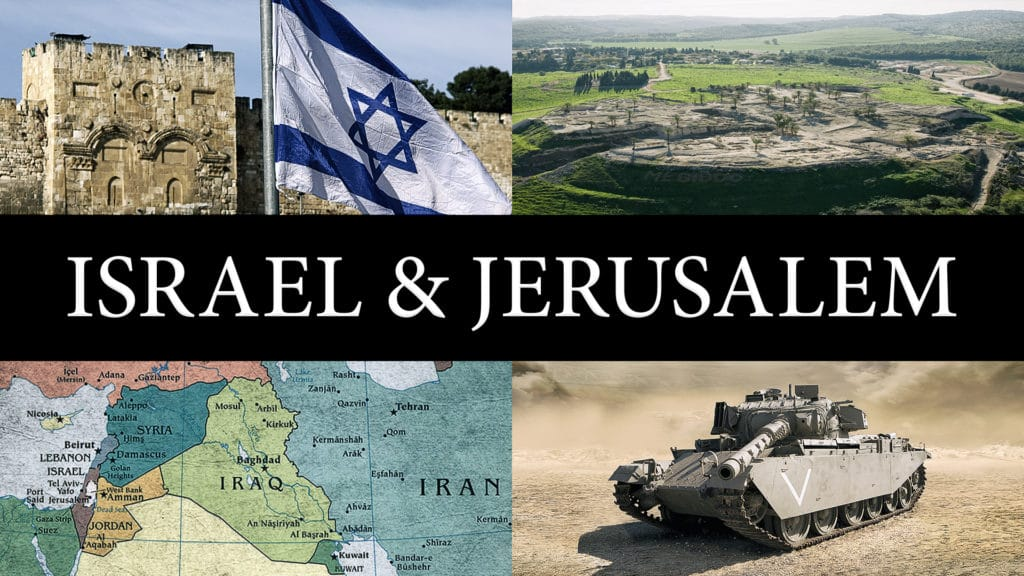 Israel and Jerusalem
