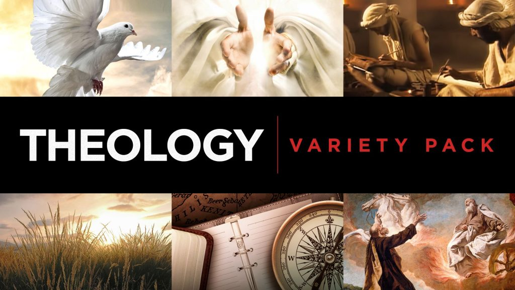 Theology Variety Pack
