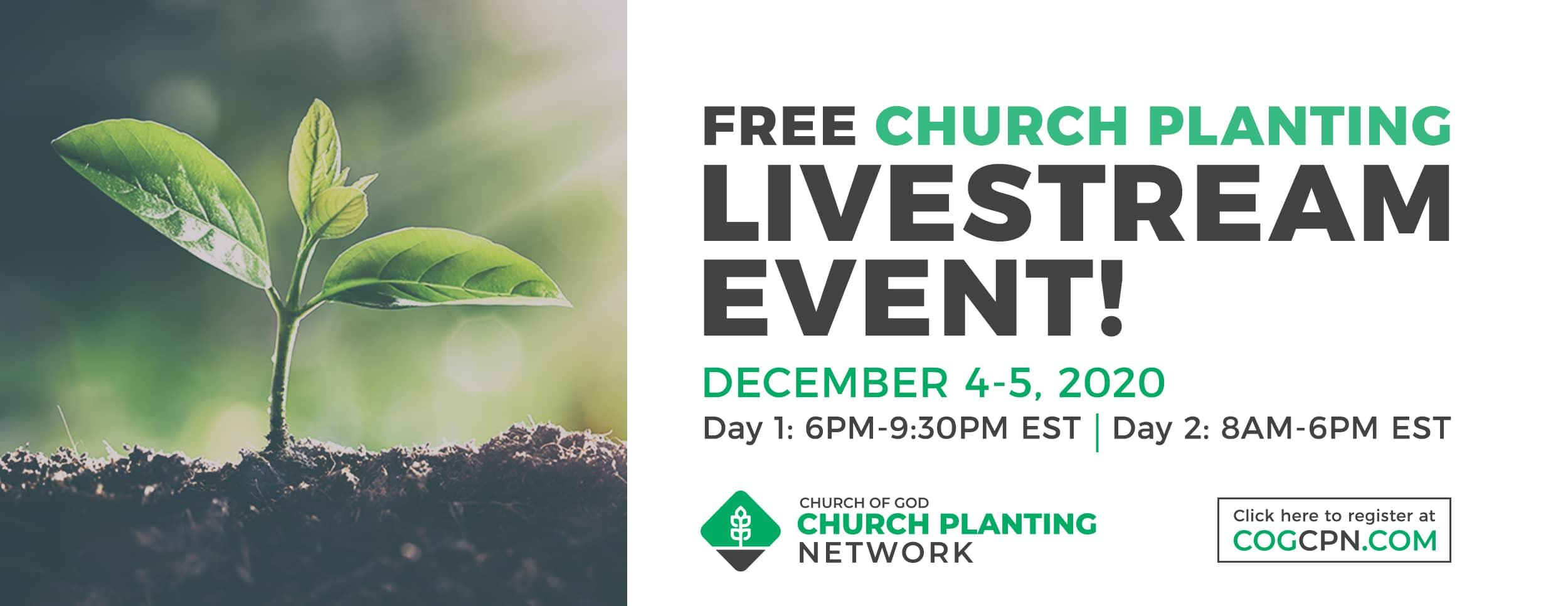 Church Planting Promo – Website Banner2