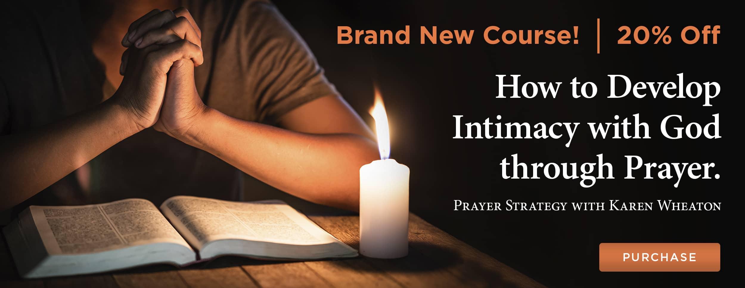 Prayer Strategy Flash Sale – Website Banner – 01
