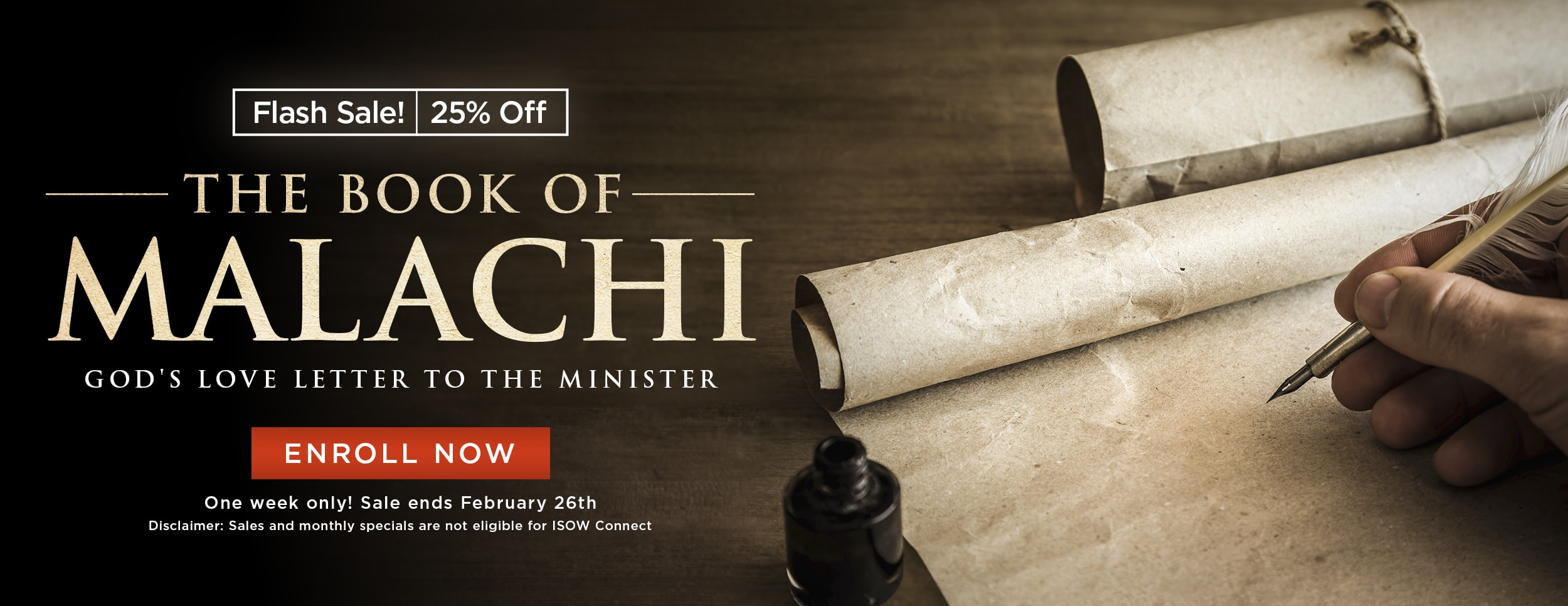 The_Book_of_Malachi_Flash_Sale_Website_Banner