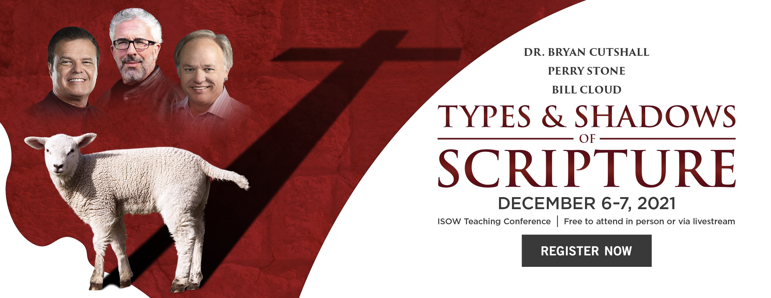 Types and Shadows of Scripture – Website Banner