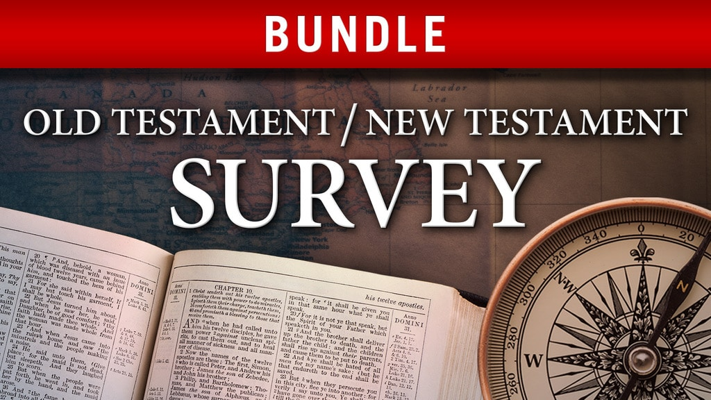 OT/NT Survey Bundle