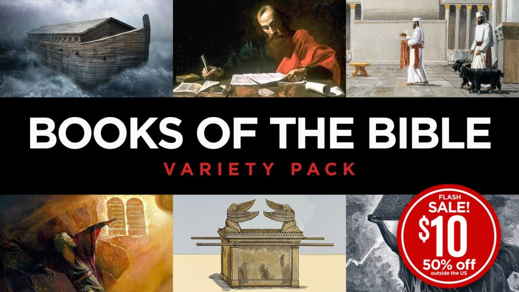 Books of the Bible Variety Pack
