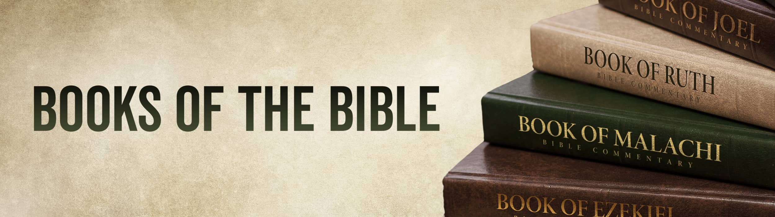Online Bible Study Courses, Books of the Bible online courses