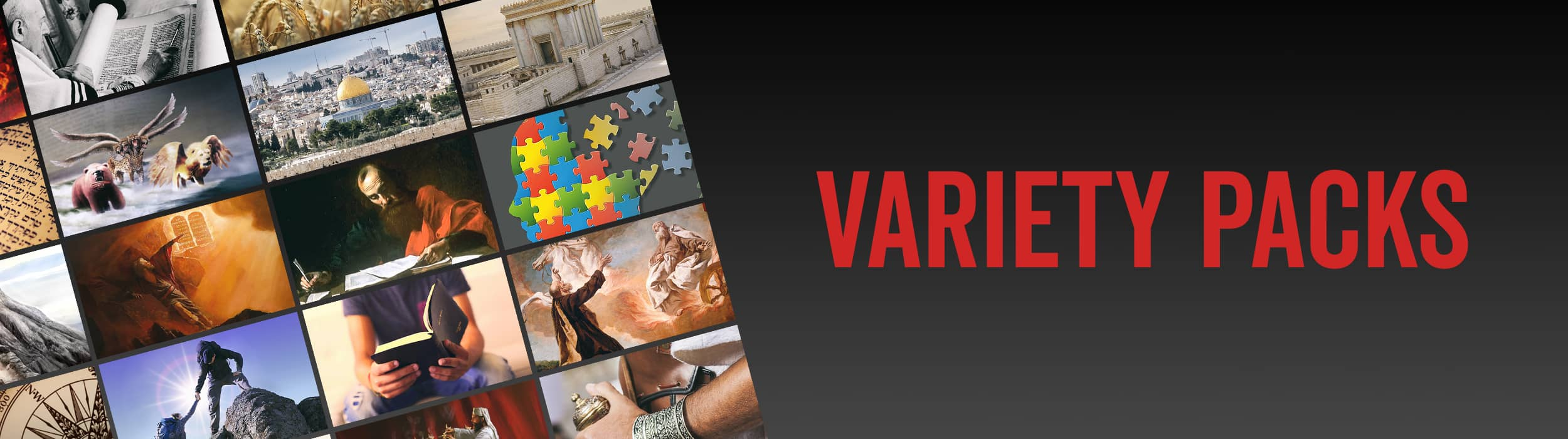 Variety Pack Online Bible Study Courses