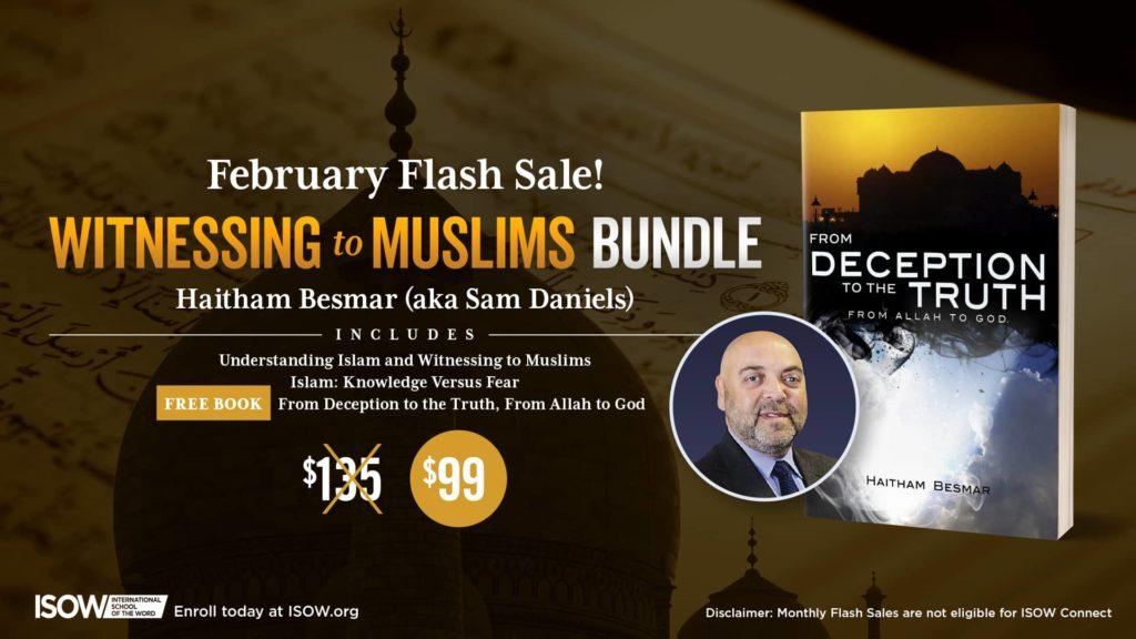 Witnessing to Muslims Bundle