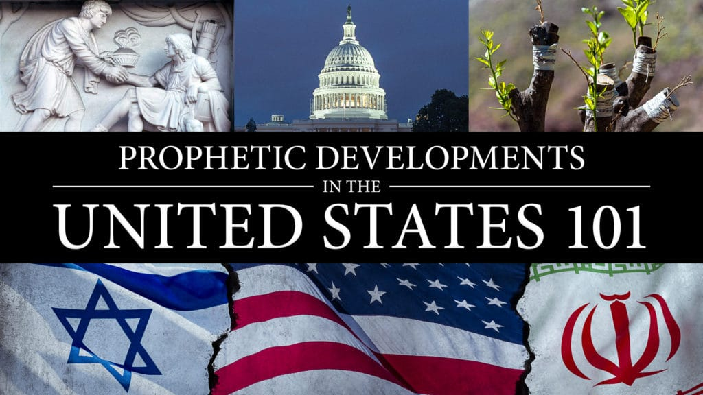 Prophetic Developments in the United States 101