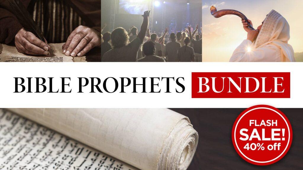 Bible Prophets Bundle